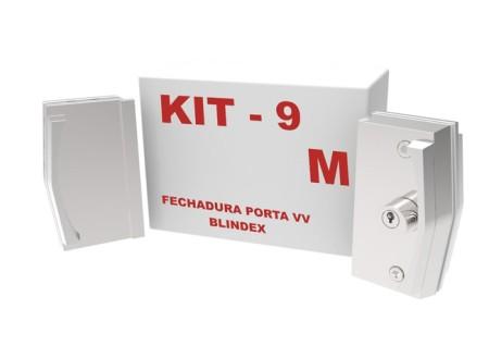 Kit 09 – Fechadura Porta Correr VV